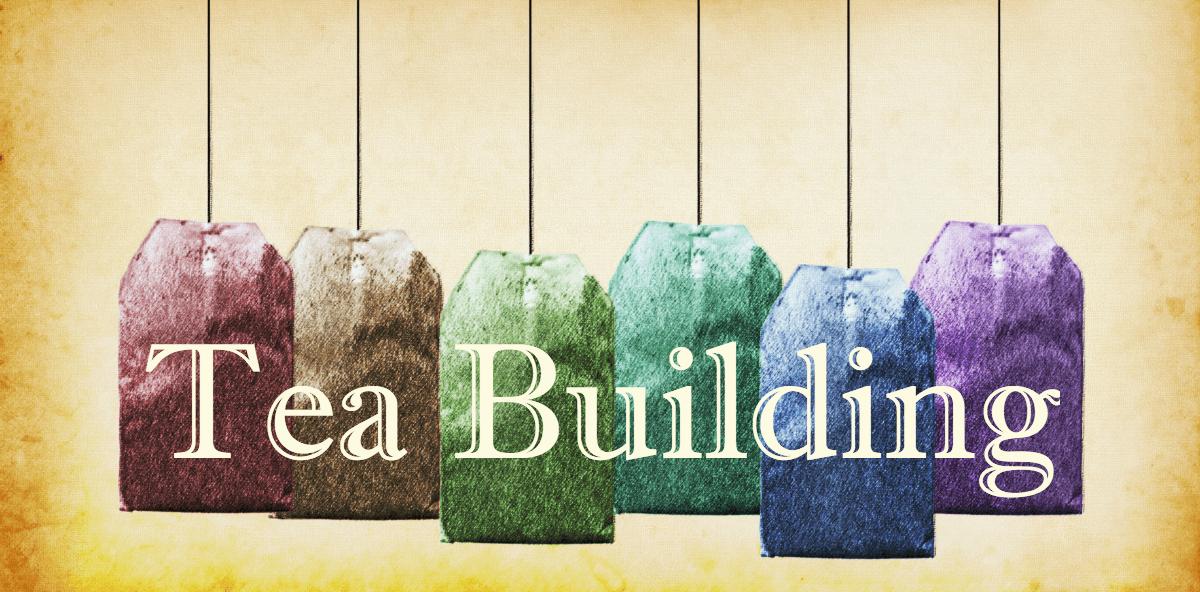 Team building High Tea